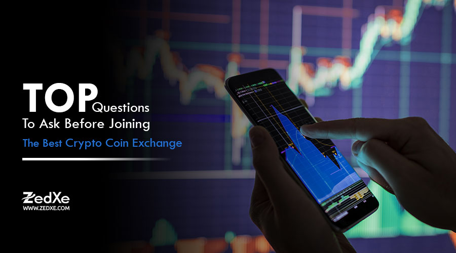 Top Questions to Ask Before Joining the Best Crypto Coin Exchange