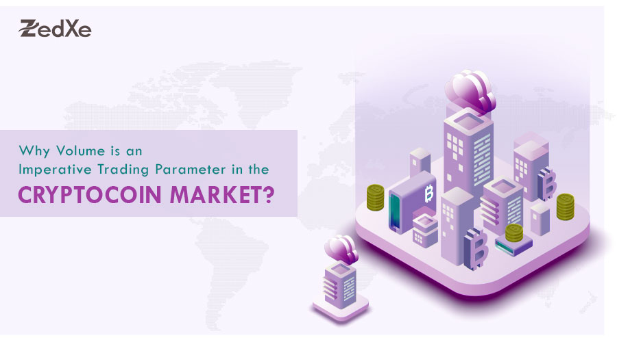 Why Volume is an Imperative Trading Parameter in the Cryptocoin Market?