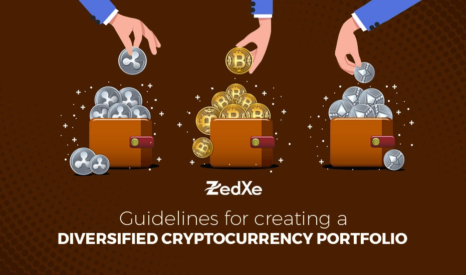 Guidelines for creating a diversified cryptocurrency portfolio